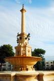 DeSoto Plaza, Coral Gables arkivfoto