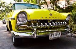 DeSoto sulla parata dell'automobile dell'annata Fotografia Stock