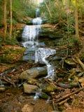 Desoto superior cai Geórgia Imagem de Stock