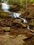 Desoto superior cai Geórgia Imagem de Stock Royalty Free
