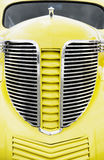 desoto yellow Royaltyfri Foto