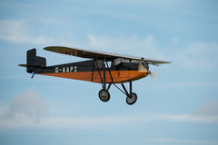 Desouter 1, air taxi, vintage aircraft Royalty Free Stock Images