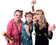 Desperate housewives Stock Images