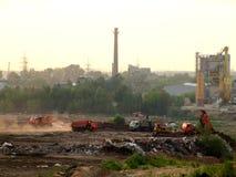 Desperdício 1 da cidade Foto de Stock Royalty Free