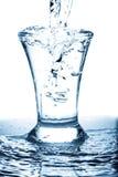 Desperdício da água Imagem de Stock Royalty Free