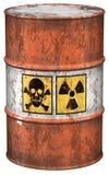 Desperdício tóxico Fotografia de Stock