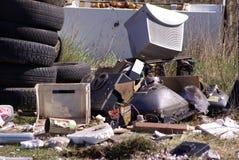 Desperdicios Foto de archivo
