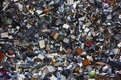 Desperdicios de la PC Foto de archivo