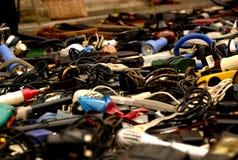 Desperdicios de los desperdicios Fotos de archivo libres de regalías