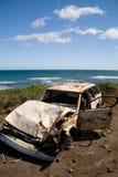 Desperdicios en paraíso Fotos de archivo