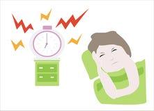 Despertador Imagens de Stock