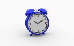 Despertador antiquado Imagem de Stock Royalty Free