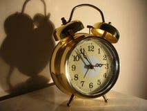 Despertador brilhante Imagens de Stock