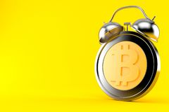 Despertador de Bitcoin Libre Illustration