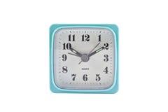 Despertador isolado no branco Foto de Stock Royalty Free