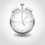 Despertador realista Imágenes de archivo libres de regalías