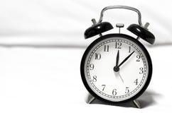 Despertador retro do estilo Fotos de Stock
