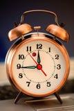 Despertador velho Foto de Stock Royalty Free