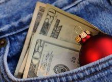 Despesa do feriado fotografia de stock royalty free