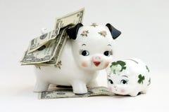 Despesa inesperada Imagens de Stock Royalty Free