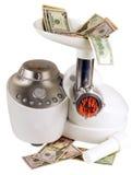 Despesas Imagens de Stock Royalty Free