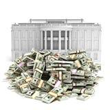 Despesas públicas Imagens de Stock Royalty Free