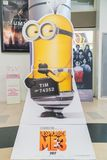 Despicable Me 3 movie poster Royalty Free Stock Photo