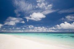 Desplazamiento de las nubes Fotos de archivo libres de regalías
