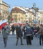 Desplome de Smolensk Foto de archivo libre de regalías