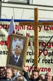 Desplome de Smolensk Foto de archivo