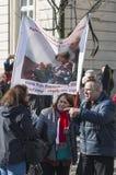 Desplome de Smolensk Fotografía de archivo