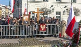 Desplome de Smolensk Imagen de archivo
