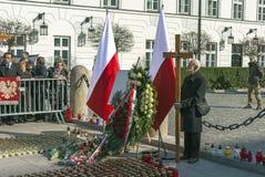 Desplome de Smolensk Fotos de archivo