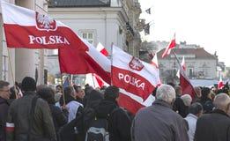 Desplome de Smolensk Imagenes de archivo