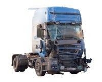 Desplome del camión Fotografía de archivo