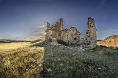 Despoblado de Baigorri Stockbilder