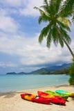 Desporto de barco do verão Imagem de Stock