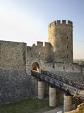 Despot Gate in Kalemegdan fortress. Serbia Stock Photography
