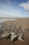 Desprecie el estuario de Humber del punto imagen de archivo libre de regalías