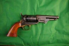 Despreze o exército 1860 cheirado do modelo do ` s do xerife revólver do potro de 44 cal foto de stock royalty free