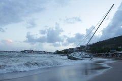 Después de la tormenta Foto de archivo libre de regalías