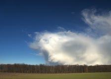 Después de tormenta Fotos de archivo
