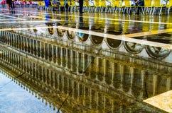 Despu?s de la lluvia imagenes de archivo