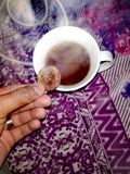 Dess te! arkivbilder