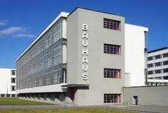 Dessau Bauhaus Royalty-vrije Stock Afbeelding