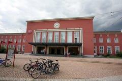Dessau Central Station Stock Image