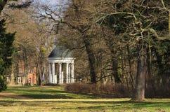 Dessau Georgium Temple Stock Image