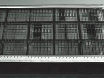 Bauhaus in Dessau Royalty Free Stock Images