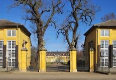 Dessau Palace Mosigkau Stock Photo