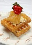 Dessert #1 Royalty-vrije Stock Afbeelding